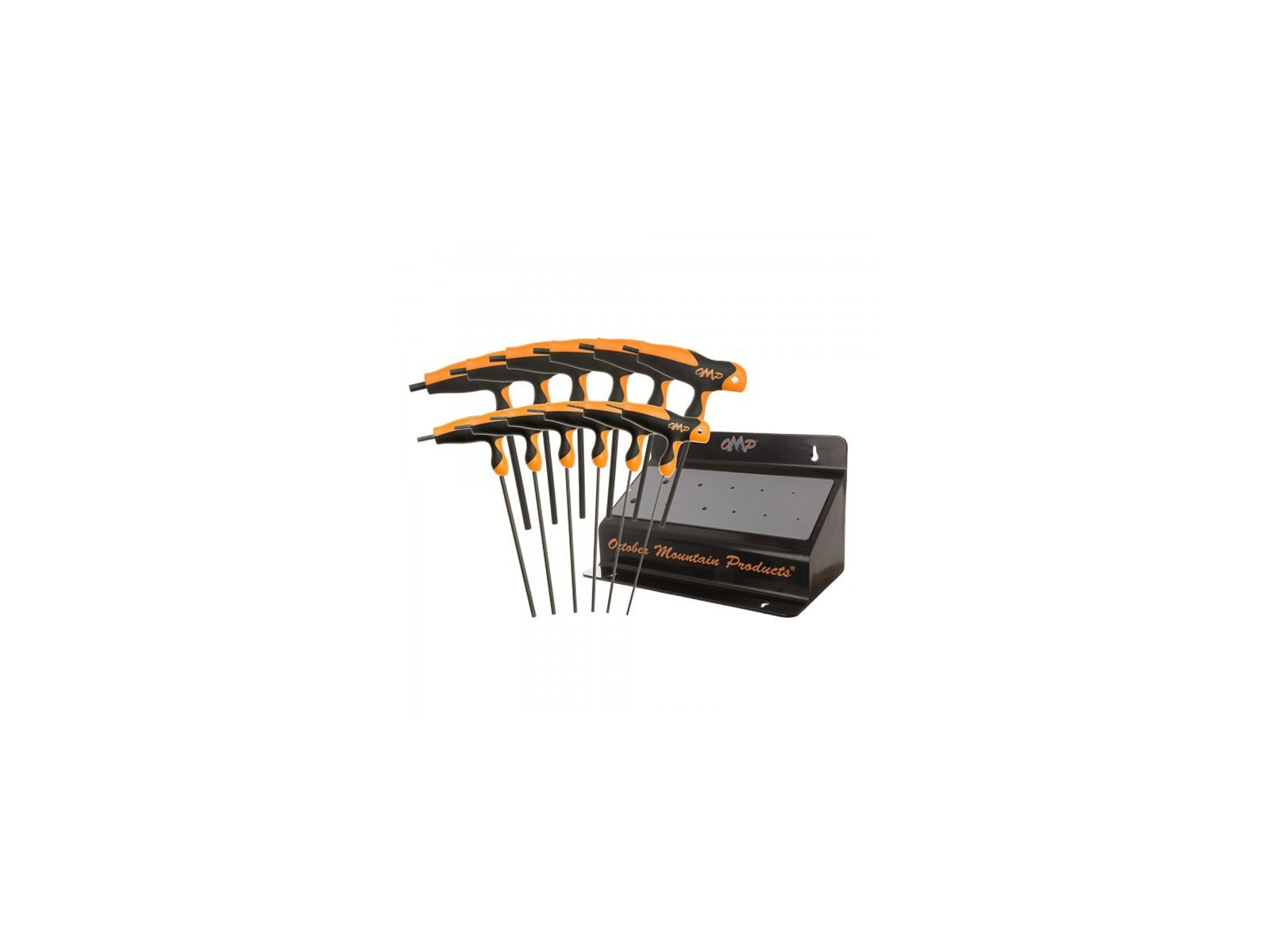 OMP Pro Shop Bench Hex Wrench Set