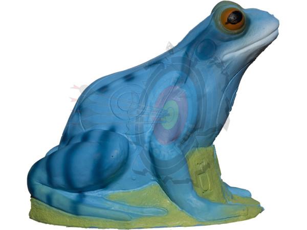 Frosch Blau
