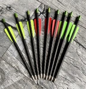 RZ-Archery Pistolenarmbrust Bolzen 3er Set