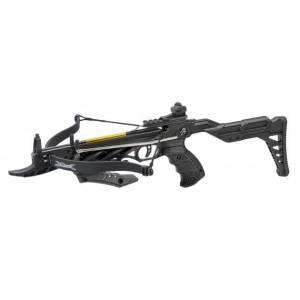 Pistolenarmbrust Alligator II 80# Schwarz
