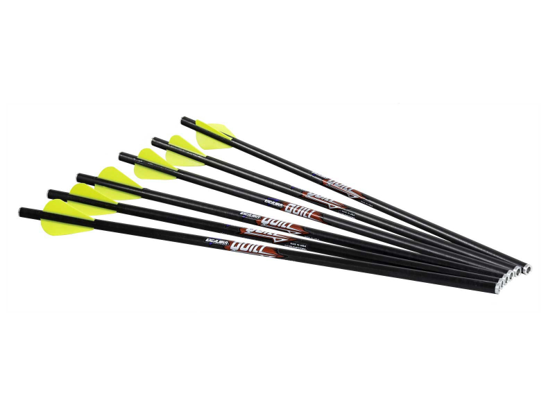 """Excalibur Bolts Carbon Quill 16.5"""""""