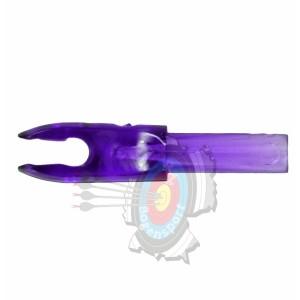 Blazer F-Nock Transparent Lila