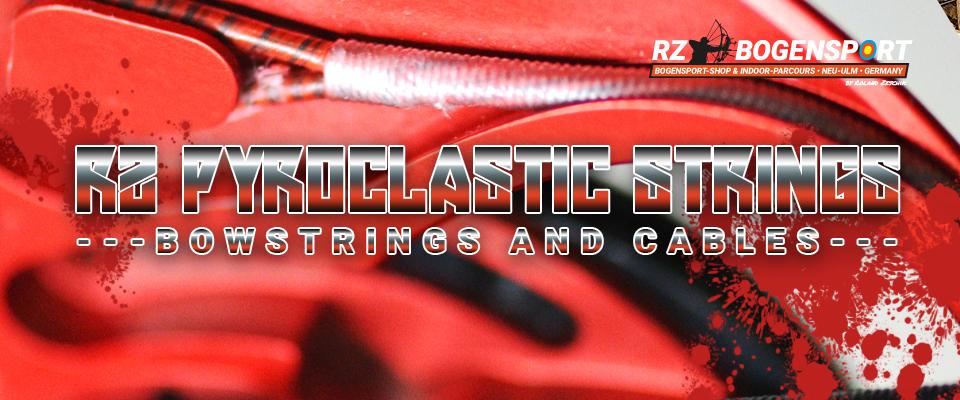 RZ Pyroclatic Bowstrings